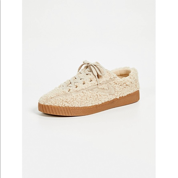 682100842a32 Tretorn Nylite Sherpa Sneakers